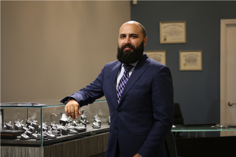 jewelry designer tustin gia graduate diamonds