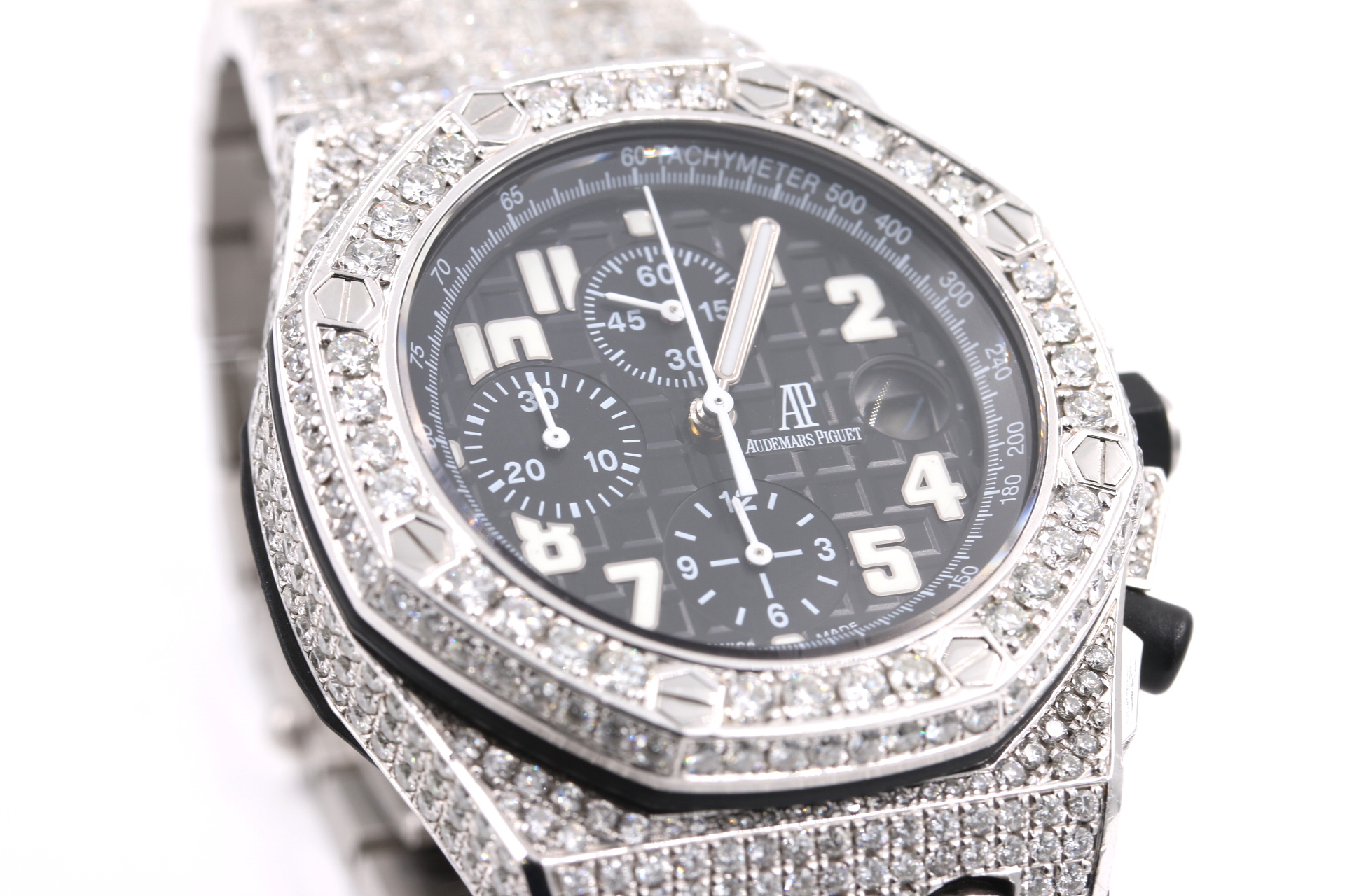 diamond luxury watches orange county