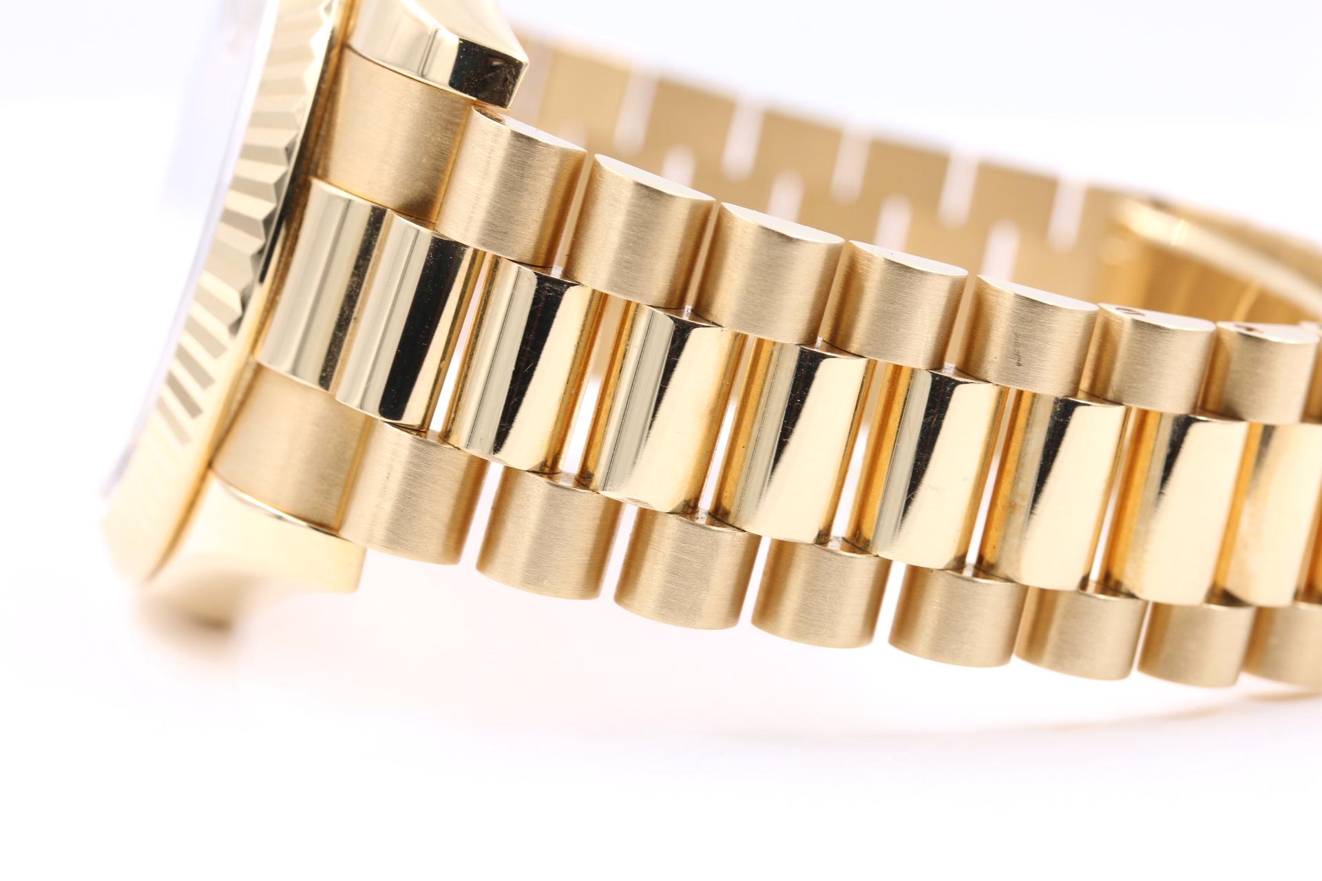 rolex watch broker orange county jeweler side view bracelet