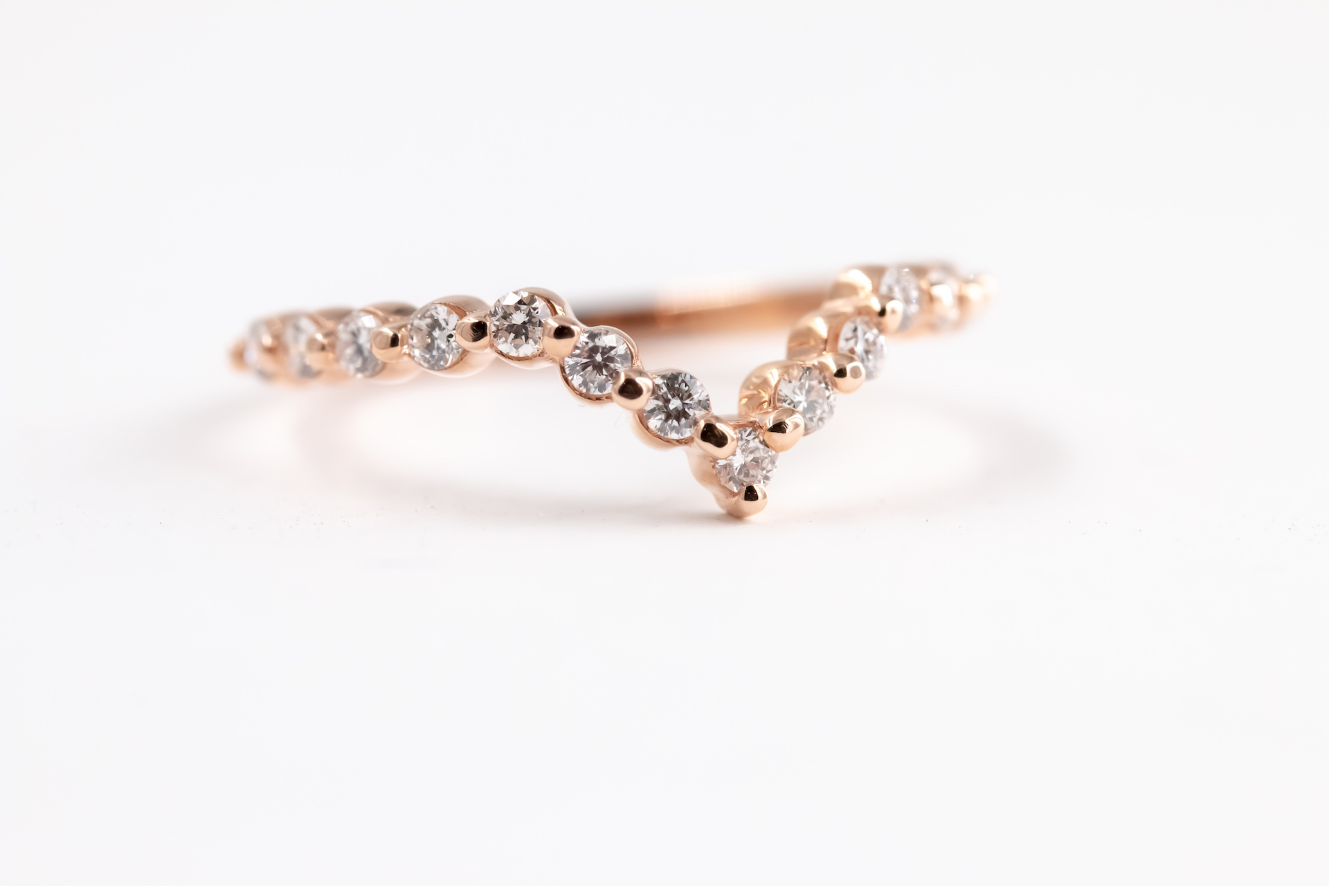 chevron-wedding-band-rose-gold-